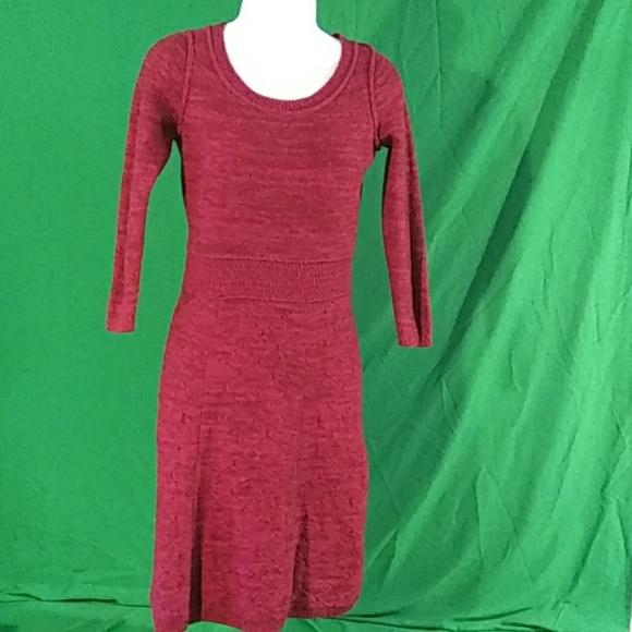 Anthropologie Dresses & Skirts - Anthropologie sparrow vinifera sweater dress S